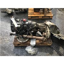 1999-2003 Ford F350 7.3L zf6 manual transmission swap for 4wd at16070