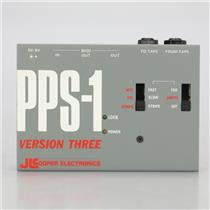 JL Cooper PPS-1 MIDI Tape Sync Version Three w/ Extras #37465