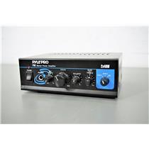 Pyle PylePro PTA2 Stereo Power Amplifier for Lg Monkey Cubicle w/90-Day Warranty