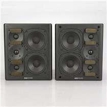 M&K Miller & Kreisel MPS-2510P Active Powered Monitor Speakers MPS-2510 #37580