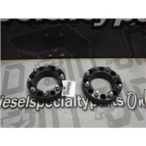 1999 - 2007 FORD F350 F250 8X170MM WHEEL SPACERS AXLE AND GEAR GZ BRAND (2) OEM