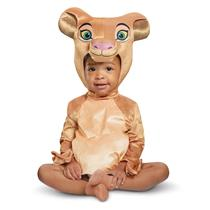 Disney Lion King Nala Newborn Costume