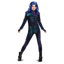 Disney Mal Deluxe Descendants 3 Girls Costume Large 10-12
