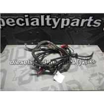 2004 - 2005 GMC 2500 6.6 LLY DURAMAX DUAL BATTERY LEADS WIRES CABLES OEM