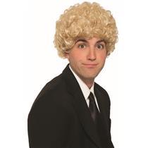 Deluxe Blonde Afro Harpo Marx Wig