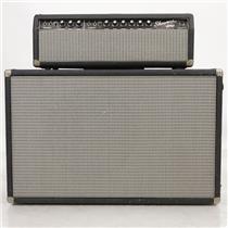 1963 Fender Showman Amp Guitar Tube Valve Amplifier & Cabinet Celestion #37742