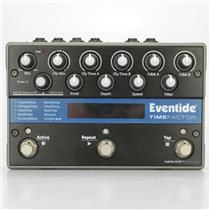 Eventide TimeFactor Digital Delay Looper Guitar Pedal Warren Cuccurullo #37743