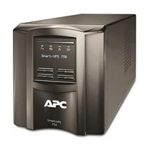 APC SMT750C Smart-UPS Power Battery Backup 750VA 500W 120V LCD SmartConnect REF