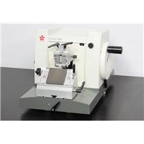 Sakura Accu-Cut SRM 200 Rotary Manual Microtome w/ Disposable Knife Assembly