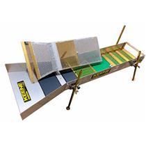 Keene Engineering A52S High Production Sluice Box w/ Screen & Legs