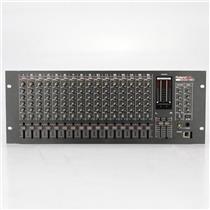 Roland M-160 16 Channel Line Keyboard Synthesizer Drum Machine Rack Mixer #37854