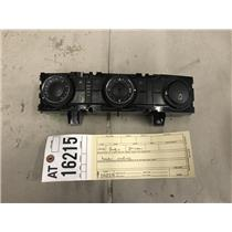 2007 2008 2009 Dodge Mercedes Sprinter 2500 3500 heater and a/c controls at16215