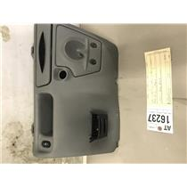 1999-2004 Ford F350 grey lower dash bezel and cup holder at16237