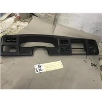 1999-2004 Ford f350 XLT dash bezel and heater controls at16239
