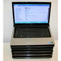 """Lot 6 15.6"""" Dell Inspiron N5110 N5010 Studio 1558 Intel Core i3 6GB500GB AllBoot"""