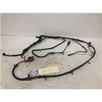 2003-2007 F350 6.0L powerstroke diesel battery cable wiring harness tag as31950