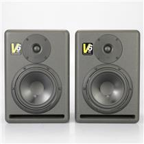 KRK V6 Powered Studio Nearfield Active Monitor Speakers #37916