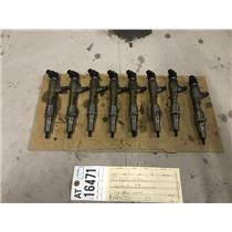 2008-2010 Ford F250 F250 F450 8 fuel injectors at16471