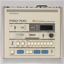Roland MSQ-700 Sequencer MIDI DCB Multitrack Digital Keyboard Recorder #38000