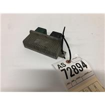 2003-2007 F350 6.0L powerstroke glow plug module tag as72894