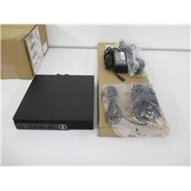 Dell VP42V OptiPlex 3070 MFF Desktop Core i5-9500T 2.2GHz 4GB 500GB W10P w/WARR