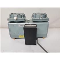 Gast DAA-P101-EB Vacuum Diaphragm Pump