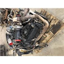 2005-2007 Ford F250/F350/F450/F550 6.0l Powerstroke complete engine tag as72434
