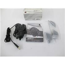 MAD CATZ MR05DCAMBL00 The Authentic R.A.T 8+ Optical Gaming Mouse - Black