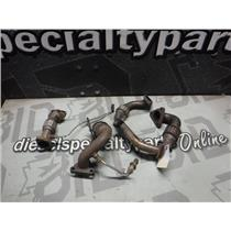 2011 - 2015 FORD 6.7 DIESEL TURBO EXHAUST Y-PIPES OEM