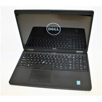 """15.6"""" FHD Dell Latitude E5550 i7 5th 8GB 120GB-SSD Intel Nvidia Graphics Touch"""