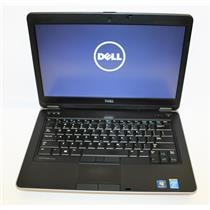 "Dell Latitude E6440 14"" Intel Core i7 4600M 3GHz 8GB 120GB-SSD WiFi BT DVDRW"