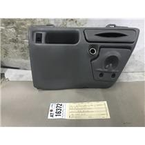 1999-2004 Ford F350 grey lower dash bezel and cup holder at16372