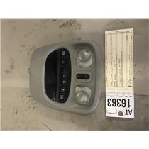 2006-2009 Dodge Ram 2500 3500 Laramie overhead console tag at16363