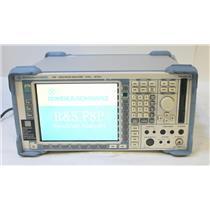 Rohde & Schwarz FSP-38 Spectrum Analyzer 9 KHz to 40 GHz 1164.4391.38 AS-IS