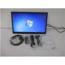 "V7 L215E-2N 21.5"" FHD 1920 x 1080 TN LED Monitor, VGA, DVI - NEW, OPEN BOX"