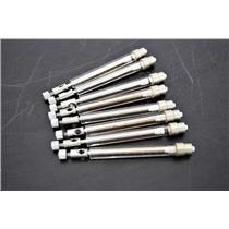 Used: Lot of 8 ILS Germany Duran 1000l Syringes -for QIAGEN BioRobot 8000 Workstation
