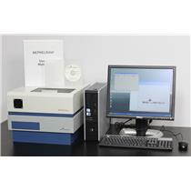 BMG Labtech NEPHELOstar Microplate Reader Nephelometer w/ Galaxy Software & PC