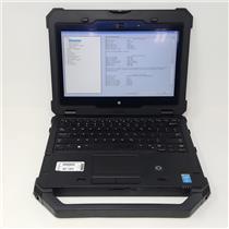 Dell Latitude 7204 Rugged i5-4310M @2.0Ghz 8GB ram 256 GB SSD 4TTPNY1