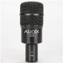 Audix D2 Dynamic Tom Snare Percussion Drum Mic Microphone #38406