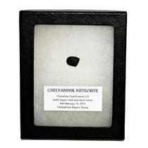 CHELYABINSK METEORITE Chondrite 2013 Russian Fall 1.4 gram w/COA SDB #14819 13o