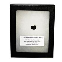 CHELYABINSK METEORITE Chondrite 2013 Russian Fall 1.6 gram w/COA SDB #14825 13o