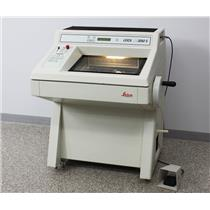 Leica CM3050S-3-1-1 Cryostat Microtome Tissue Sectioning w/ Foot Switch Pedal