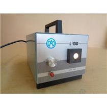 Marcal Aubert SA Swiss Made L-100 220V Illuminator FiberOptic Light Source
