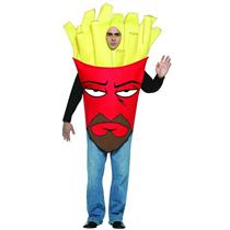 Frylock French Fry Adult Funny Costume