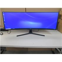 "Samsung LC43J890DKNXZA C43J890 43.4"" 32:10 Ultra-Wide Curved 120 Hz LCD Monitor"