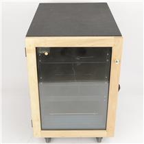 Sound Construction 16U 16 Space Studio Iso Box Rack Case #38447