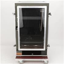 ProCases 16U 16 Space ISO BOX Shock Rack Studio Road ATA Flight Case #38476