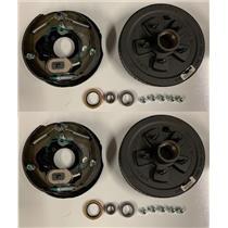 Electric Trailer Brake assembly & Drum 10 x 2.25 LH RH 5 x 4.5 bolt pattern
