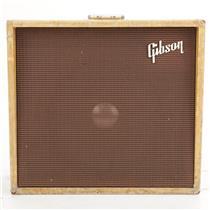"1960 Gibson GA-80 Vari-Tone 25w 1x15"" Tweed Tube Guitar Combo Amplifier #24834"