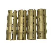4 pc NEW GOLD SNAPPY GRIPS - Bucket Handles -Mining-Farming-Gardening-Painting
